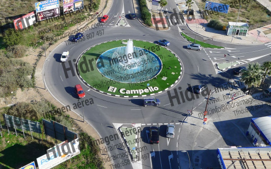 ROTONDA C.N. 332 EL CAMPELLO
